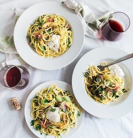 How to make lchf Italian food